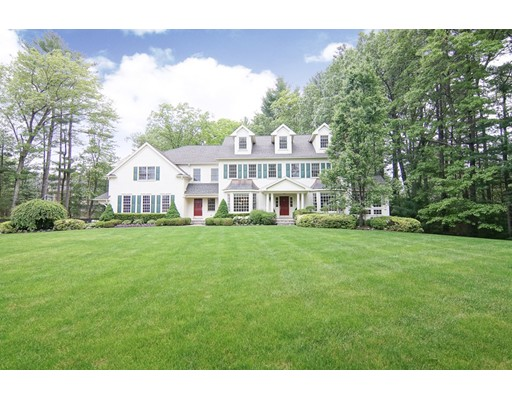 Single Family Home for Sale at 17 Twillingate Lane Sudbury, Massachusetts 01776 United States