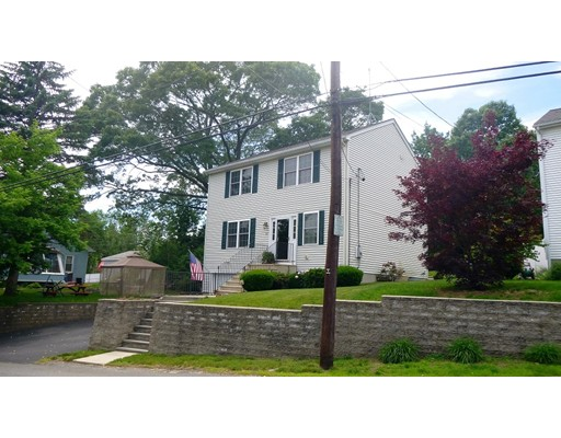 Single Family Home for Sale at 86 Beacon Avenue Woonsocket, Rhode Island 02895 United States