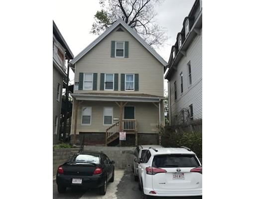 多户住宅 为 销售 在 17 Ward Street 伍斯特, 马萨诸塞州 01610 美国