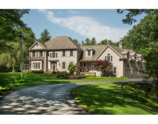 Single Family Home for Sale at 63 Townsend Farm Road Boxford, Massachusetts 01921 United States