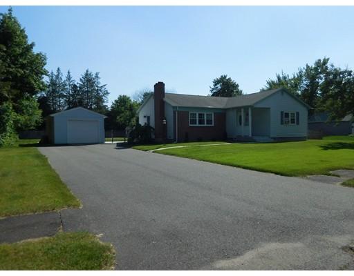 Casa Unifamiliar por un Venta en 16 Carol Avenue Agawam, Massachusetts 01030 Estados Unidos