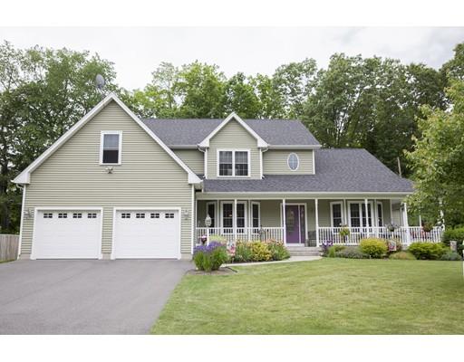 Maison unifamiliale pour l Vente à 16 Connors Cove Agawam, Massachusetts 01001 États-Unis