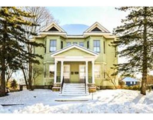 多户住宅 为 销售 在 56 Marblehead Street 北安德沃, 马萨诸塞州 01845 美国