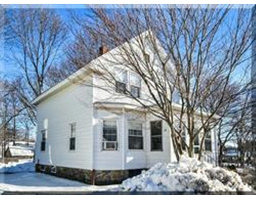 Single Family Home for Sale at 60 Marblehead Street North Andover, Massachusetts 01845 United States