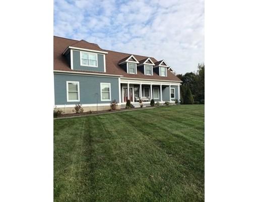 Частный односемейный дом для того Продажа на 35 Forestdale Road Paxton, Массачусетс 01612 Соединенные Штаты