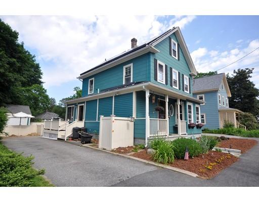واحد منزل الأسرة للـ Sale في 44 Thompson Street 44 Thompson Street Maynard, Massachusetts 01754 United States