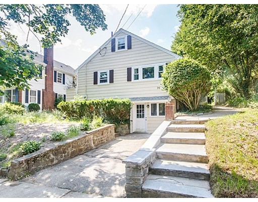 Single Family Home for Sale at 74 Westchester Road Boston, Massachusetts 02130 United States