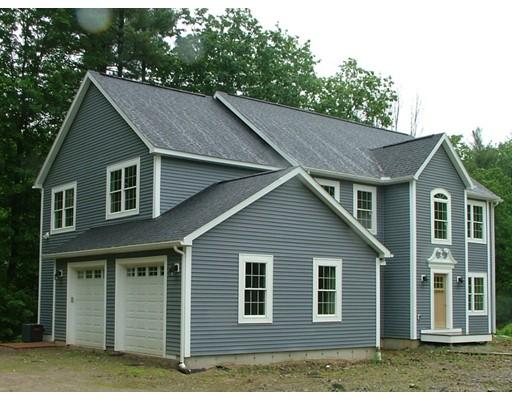 Частный односемейный дом для того Продажа на 137 Foster Littleton, Массачусетс 01460 Соединенные Штаты