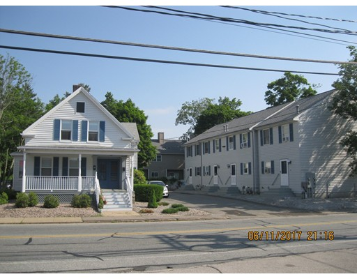 Multi-Family Home for Sale at 10 East Street Mansfield, Massachusetts 02048 United States
