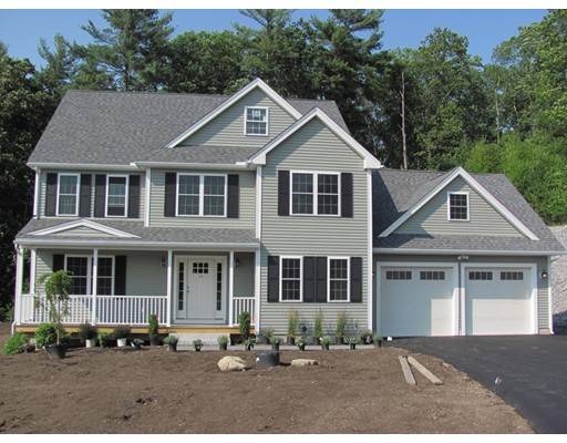 Single Family Home for Sale at 6 Harbor Trace Townsend, Massachusetts 01469 United States