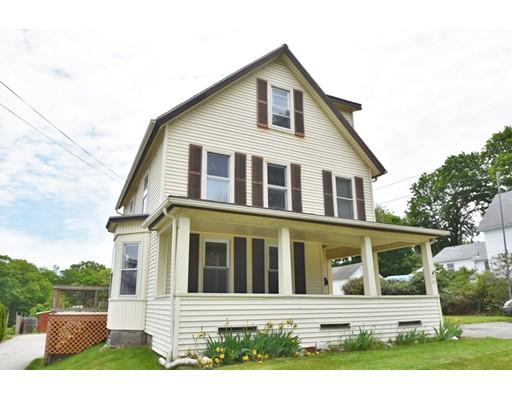 多户住宅 为 销售 在 27 Central Street Auburn, 马萨诸塞州 01501 美国