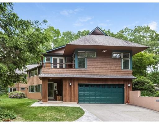 Частный односемейный дом для того Продажа на 17 Storey Drive 17 Storey Drive Lincoln, Массачусетс 01773 Соединенные Штаты