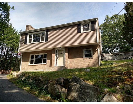 Single Family Home for Sale at 40 Rathbun Road Natick, Massachusetts 01760 United States