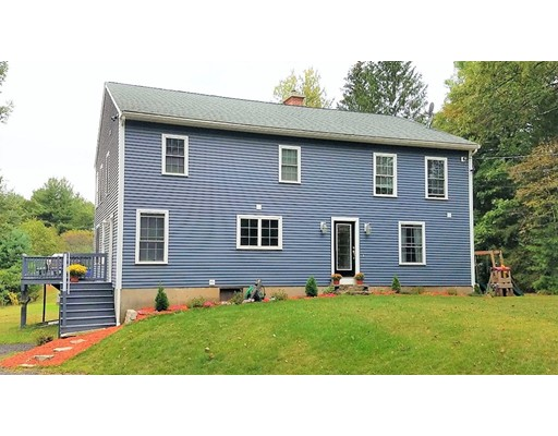 Single Family Home for Sale at 210 Sewall Street Boylston, Massachusetts 01505 United States