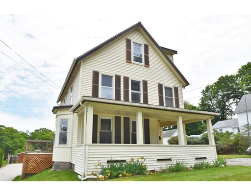 Single Family Home for Sale at 27 Central Street Auburn, Massachusetts 01501 United States