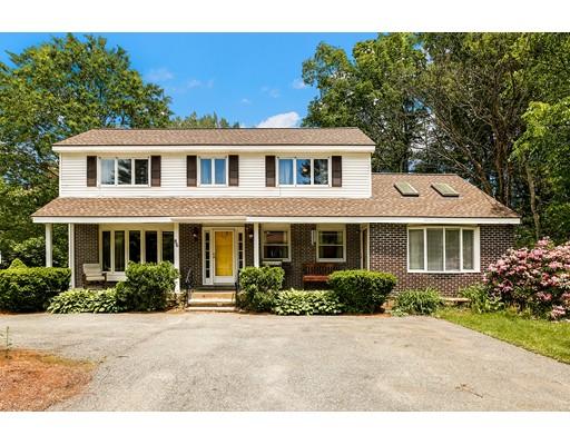 独户住宅 为 销售 在 86 Bicknell Road Billerica, 马萨诸塞州 01821 美国