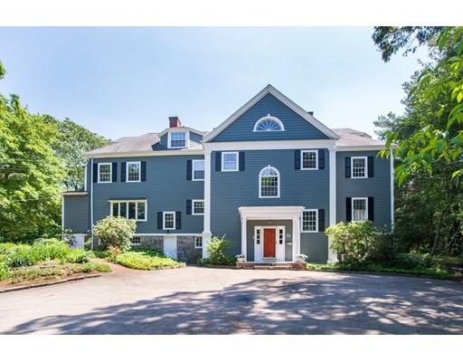 Частный односемейный дом для того Продажа на 71 Columbine Road 71 Columbine Road Milton, Массачусетс 02186 Соединенные Штаты