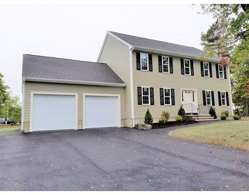 Maison unifamiliale pour l Vente à 25 Stevens Court East Bridgewater, Massachusetts 02333 États-Unis
