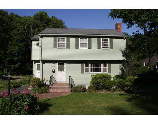 Single Family Home for Rent at 32 Tower Road Lexington, Massachusetts 02421 United States