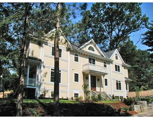 Single Family Home for Rent at 39 Denton Road Wellesley, Massachusetts 02482 United States