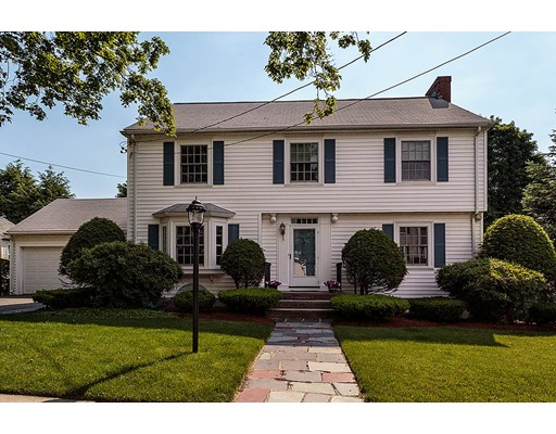 Single Family Home for Sale at 167 Lewis Road Belmont, Massachusetts 02478 United States