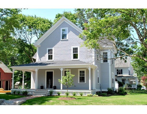 Single Family Home for Sale at 40 Pine Street Concord, Massachusetts 01742 United States