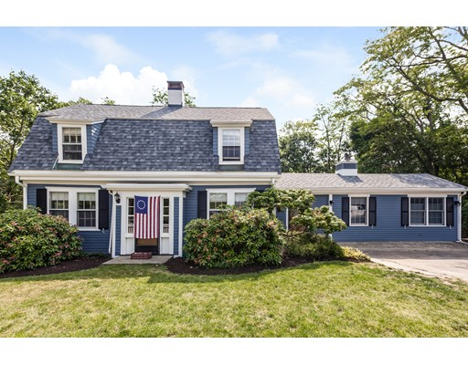 Single Family Home for Sale at 64 Standish Street Duxbury, 02332 United States
