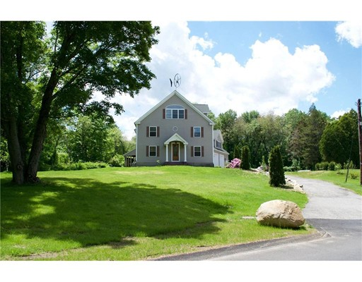 Single Family Home for Sale at 119 Sayles Hill North Smithfield, Rhode Island 02896 United States