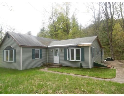 Casa Unifamiliar por un Venta en 6 Roosterville Road Sandisfield, Massachusetts 01255 Estados Unidos
