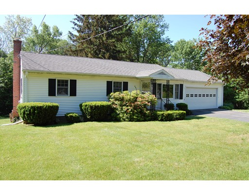 Single Family Home for Sale at 581 Old West Warren Road 581 Old West Warren Road Warren, Massachusetts 01083 United States