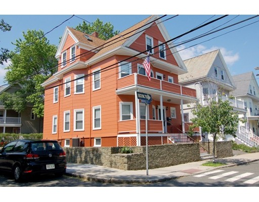 Multi-Family Home for Sale at 2 Windsor Road Somerville, Massachusetts 02144 United States