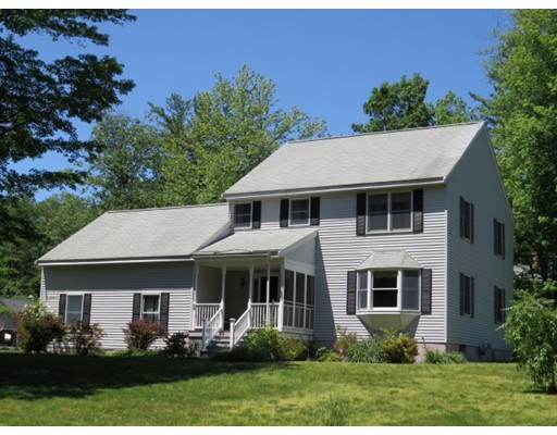 Single Family Home for Rent at 12 Willowdale Drive Merrimac, Massachusetts 01860 United States