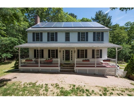 Casa Unifamiliar por un Venta en 1180 Turnpike Street North Andover, Massachusetts 01845 Estados Unidos