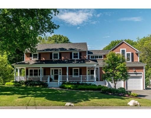 Частный односемейный дом для того Продажа на 4 Davis Road Bedford, Массачусетс 01730 Соединенные Штаты