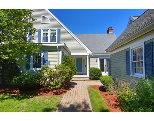 Condominium for Sale at 4 Shire Lane Bedford, Massachusetts 01730 United States