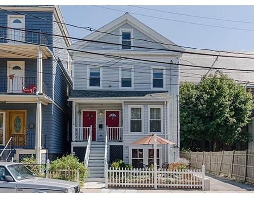 独户住宅 为 出租 在 5 Vinal Avenue Somerville, 马萨诸塞州 02143 美国