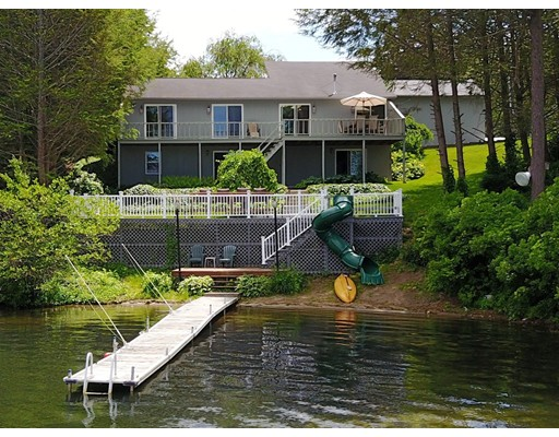 Single Family Home for Sale at 10 Kenneth Avenue 10 Kenneth Avenue Webster, Massachusetts 01570 United States