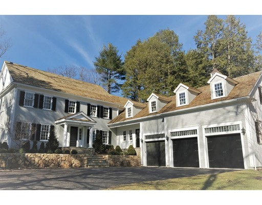 Single Family Home for Sale at 43 Cypress Road 43 Cypress Road Wellesley, Massachusetts 02481 United States