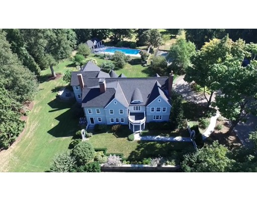 Single Family Home for Sale at 286 South Main Street Andover, Massachusetts 01810 United States