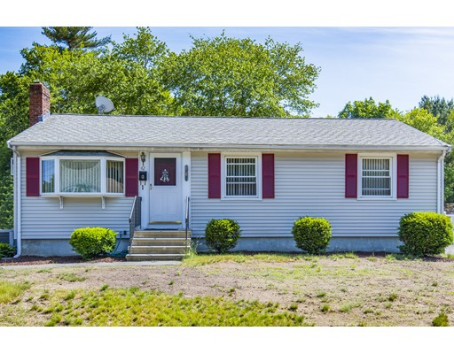 Single Family Home for Sale at 42 Hillsdale Road Holbrook, Massachusetts 02343 United States