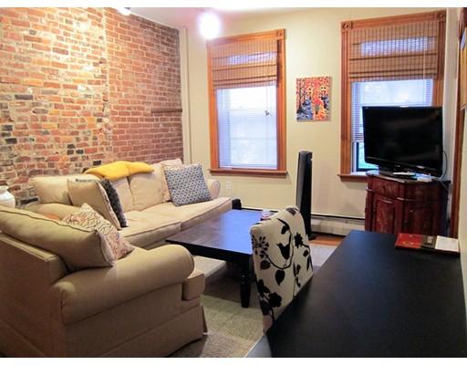 Single Family Home for Rent at 41 Garden Boston, Massachusetts 02114 United States