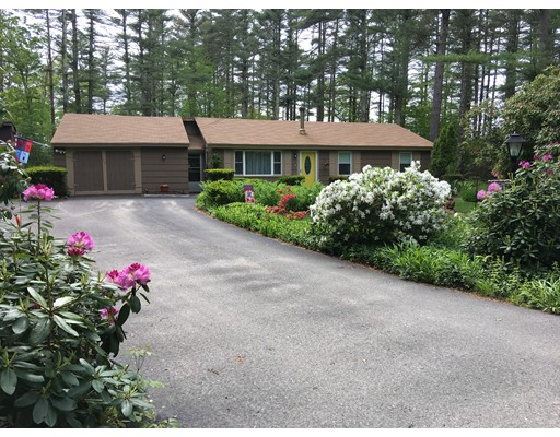 Single Family Home for Sale at 70 South Meadow Road Carver, Massachusetts 02330 United States
