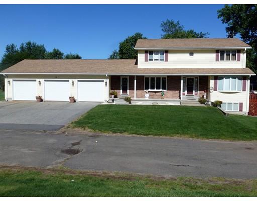 Casa Unifamiliar por un Venta en 54 Helen Street Chicopee, Massachusetts 01020 Estados Unidos