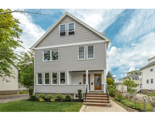 Condominium for Sale at 21 Willis Avenue Medford, 02155 United States