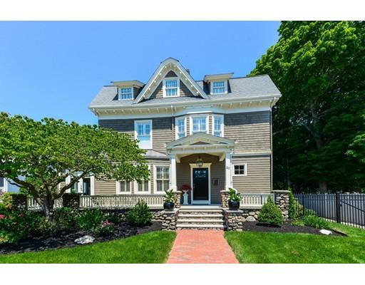Casa Unifamiliar por un Venta en 20 Pleasant Street Franklin, Massachusetts 02038 Estados Unidos