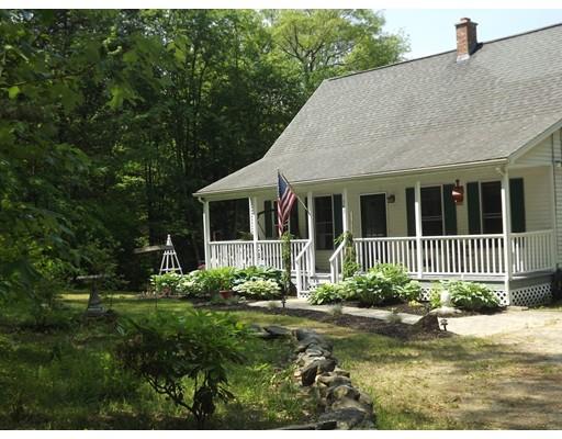 独户住宅 为 销售 在 343 Cedar Swamp Road Monson, 马萨诸塞州 01057 美国