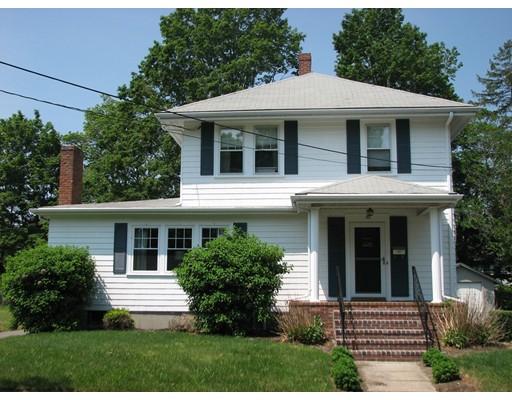 Single Family Home for Sale at 53 Winnifred Road Brockton, Massachusetts 02301 United States