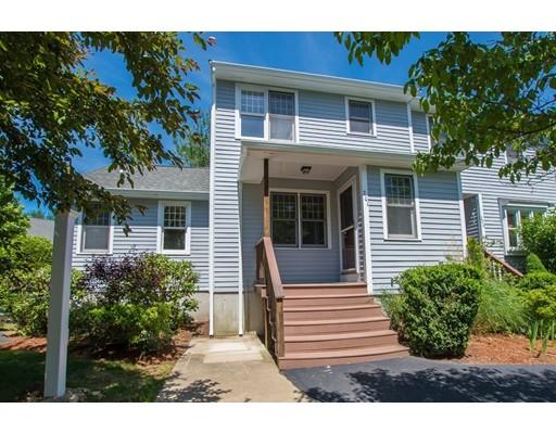 Appartement en copropriété pour l Vente à 201 Laurelwood Hopedale, Massachusetts 01747 États-Unis