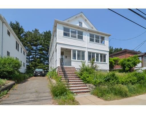 多户住宅 为 销售 在 198 Arlington Street 沃特敦, 马萨诸塞州 02472 美国