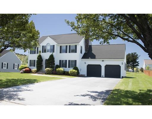 Частный односемейный дом для того Продажа на 27 Sparrow Road Stoughton, Массачусетс 02072 Соединенные Штаты